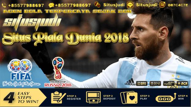 Situs Piala Dunia 2018